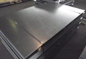H12MF acciaio: specifiche, recensioni