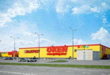 """Ir de compras """"okey"""" en San Petersburgo: direcciones, horas y las revisiones de abrir"""