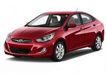 """Restyling """"Hyundai Solaris"""": pareri dei proprietari e revisione auto nuove"""