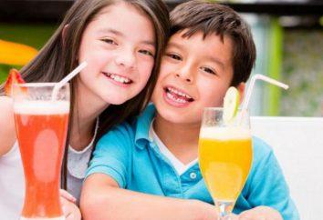 Baby-Cocktails. Smoothie Rezepte für Kinder