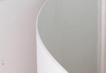Como dobrar drywall para arcos: a descrição passo a passo dos métodos e recomendações eficazes