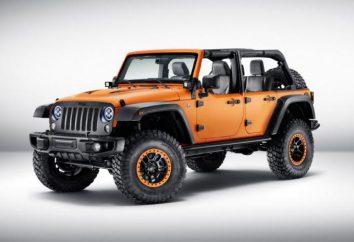 Jeep Cherokee, Wrangler i Renegade z unikalnym tuningiem z Mopar zadebiutowały we Frankfurcie