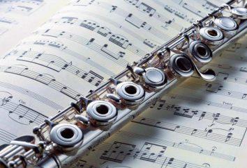 Flet – starożytne instrumenty muzyczne