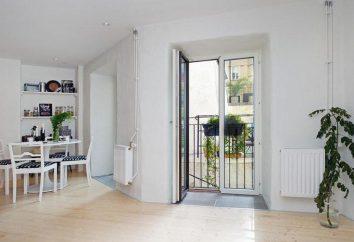 Est-ce que la zone balcon de la superficie de l'appartement? zone Terrasse à la superficie totale de l'appartement de BTI