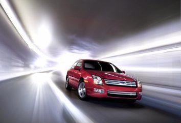 """""""Ford Fusion"""": revisión de los propietarios, y la descripción del vehículo"""