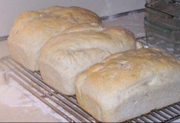 El pan es delgado. Pan magro sin levadura. Recetas