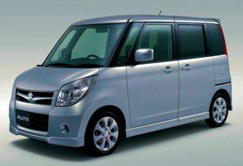 Suzuki Wagon R – super oszczędny japoński samochód miejski do Smukła Europejczyków