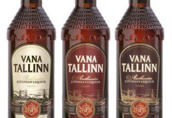 """Likier """"Vana Tallinn"""" w domu: część. Jak i czym pić alkohol """"Vana Tallin""""?"""