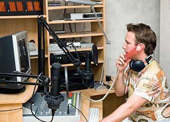 Televisione e Radio Day in Russia