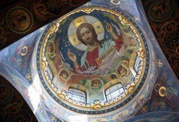 Prawosławne ikony: ikona Chrystusa Pantokratora