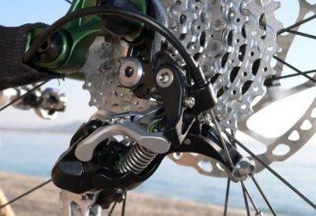Co może być manetka na rowerze?