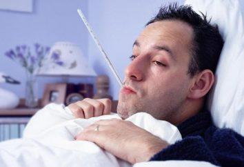 Wie nicht um die Grippe zu bekommen? Präventivmedizin. Die Grippeimpfung