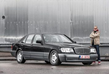 """Fahrzeugübersicht """"Mercedes 600 C"""" (S 600): Spezifikationen, Beschreibungen, Bewertungen"""