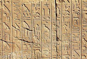 Chi sono gli scienziati sono riusciti a decifrare i geroglifici egiziani? Come svelato il mistero dei geroglifici egiziani?