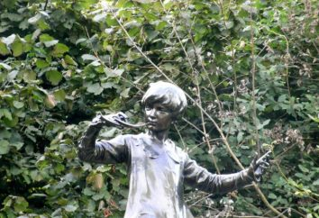 Eternamente carattere giovane – Peter Pan