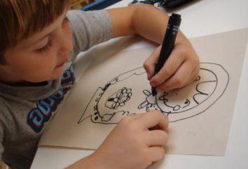 Jak narysować zagnieżdżone lalka? analizować etapy
