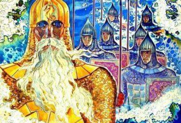 Kto był wuj bohaterowie bajek Puszkina?