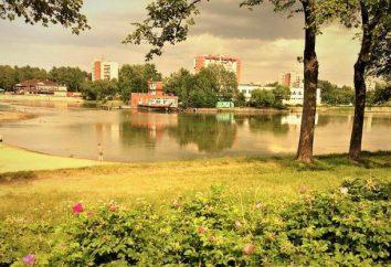 Olginsky Pond: loisirs et de la pêche à Saint-Pétersbourg