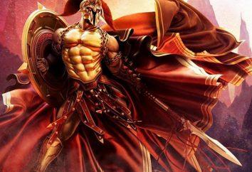 Figlio di Zeus e di Era. figlio amato di Zeus. I nomi di tutti i figli di Zeus