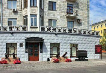 Novokuznetsk Musée Local Lore: adresse, photos