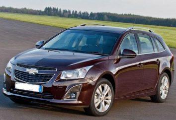 """Sportowa i klasyczny """"Chevrolet Cruze"""" wagon. Opinie są pozytywne!"""