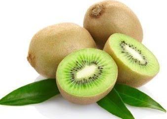 Che cosa è utile kiwi per la salute e la bellezza?