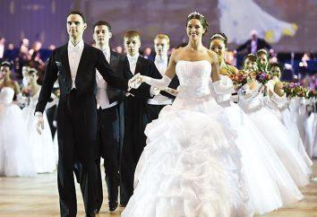 Ballo Viennese a Mosca: il programma e le tradizioni della palla