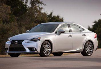 """""""Lexus IS 250"""": opinie właścicieli, cechy techniczne"""