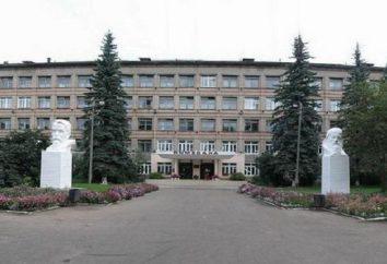 Kostroma Państwowa Akademia Rolnicza: działy