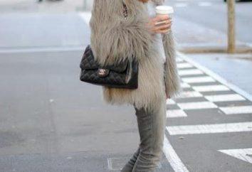 ¿Con qué usar un abrigo de pieles? Consejos para estilistas