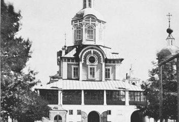 Ano 1687. eslavo-greco-latina Academy: história, descrição e interessantes fatos