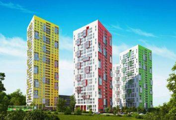 """LCD """"Malewicz"""" w Jekaterynburgu: infrastruktura, real"""