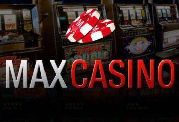 Max Casino: opinie klientów