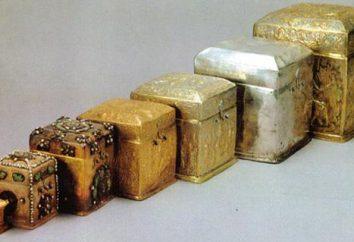 """Operación bajo el nombre de """"Chinese Box"""". historia o ficción verdadera?"""