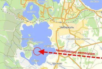 Tschebarkulsee – Sehenswürdigkeit Chelyabinsk Region