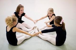 Wie Tanz für Kinder im Vorschulalter wählen