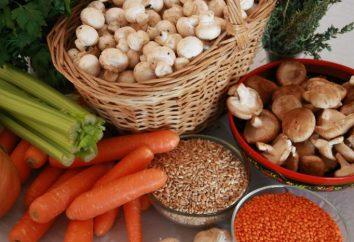 Cosa cucinare i pasti durante la Quaresima?