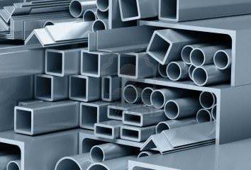 Pfeife Metall: Typ und Anwendung