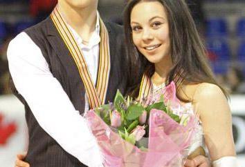 Les futures étoiles dans la glace danse Elena Ilinyh et Ruslan Zhiganshin