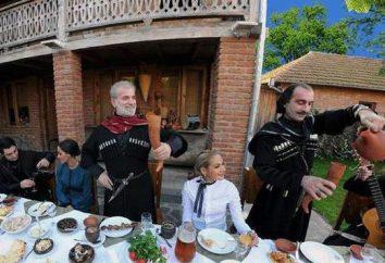 Fromage Imereti: le goût de la Géorgie occidentale