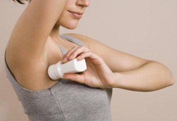 Rot und dunkler Fleck unter den Arm: Ursachen und Methoden zur Beseitigung