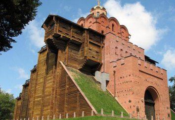 La capital de la antigua Rusia: el primero y el siguiente