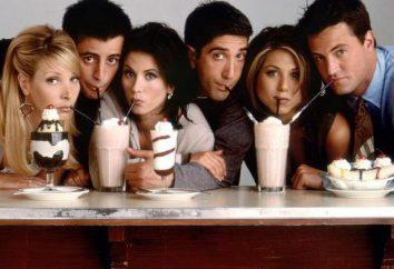 Les meilleures séries télévisées du monde: note, liste, genres, description et commentaires