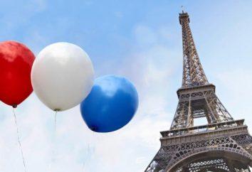 Qual è la bandiera della Francia, e che essa rappresenta?