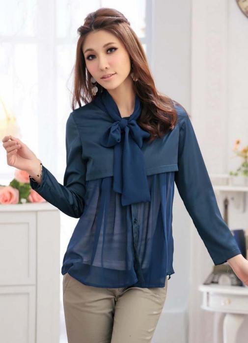 Tipps für Anfänger: Wie eine Bluse Muster nähen