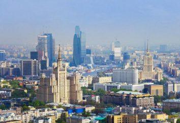 """Mosca, ristorante panoramico. Ristorante """"Settimo cielo"""" di Ostankino. """"Quattro Stagioni"""" – ristorante"""