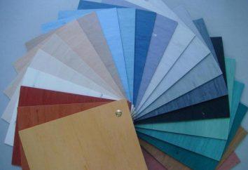 Linoléum est hétérogène: la description, caractéristiques, épaisseur, vues et commentaires
