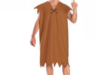 Come fare un vestito dell'uomo primitivo con le sue mani