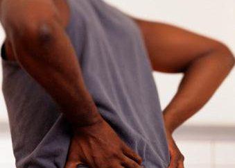 Le cause del mal di schiena negli uomini. La prevenzione, il trattamento