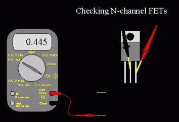 Einsteigerhandbuch Funkamateur: Wie kann das FET überprüfen